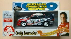 Classic Carlectables - Lowndes McConville 1999 ATCC HRT Commodore