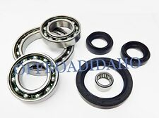 FRONT DIFFERENTIAL BEARING & SEAL KIT YAMAHA RHINO 700 2008-2013 SPORT 4X4 4WD