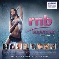 VARIOUS ARTISTS - RNB Superclub, Vol. 14 (2-CD, 2014, Sony Music)  ** IMPORT **