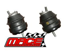 PAIR (LHS + RHS) ENGINE MOUNTS HOLDEN COMMODORE VZ ALLOYTEC LY7 LE0 3.6L V6