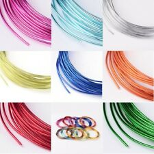 5 Metre x 2mm Aluminium Wire. (HH)