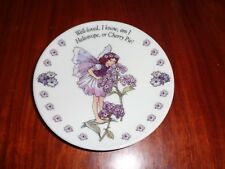 Flower Fairies The Estate Of Cicily Mary Barker 2007 THE HELIOTROPE FAIRY