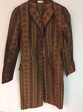 BNWOT PROMOD Moroccan Colors Coat Size UK S