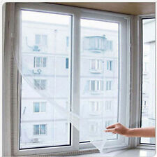Diy 1.3*1.5M Window Net Fly Mosquito Bug Curtain Door Flyscreen Netting Screen
