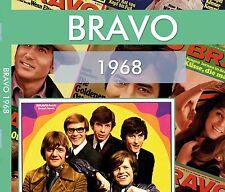 BRAVO 1968 - Alle Ausgaben des Jahres komplett im pdf Format - IM DIGIPACK!!!