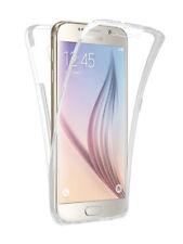 360 Grad Silikon Handy Schutzhülle Cover + Displayschutz Case Samsung Note 8