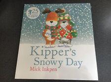 Mick Ink Pen Kipper's New Pet And Kipper's Snowy Day Books New