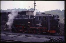35mm slide+© DR Deutsche Reichsbahn 99 1787-3 Hainsberg Germany 1991 original