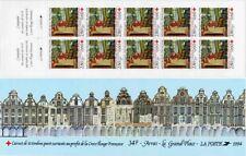 Carnet Croix-Rouge CR2043 - Tapisserie d'Arras - CR (2915a) - 1994