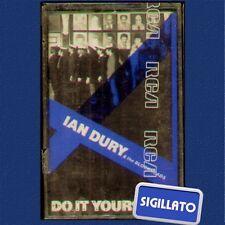 """IAN DURY """" DO IT YOURSELF """" MUSICASSETTA SIGILLATA  (MC - K7)"""