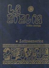 La Biblia: Letra Grande (Spanish Edition), Hernán Rodas, Good Condition,