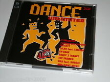 DANCE UNLIMITED 2 CD ´S VARIOUS NEUWERTIG DOUBLE YOU 2 UNLIMITED RIGHT SAID FRED