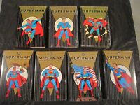 Superman Archive Edition Vol. #1 to #7 complete - hardcovers sealed