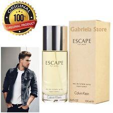 NIB Calvin Klein Escape Eau de Toilette Spray Fragrance For Men EDT 100ml 3.3 oz