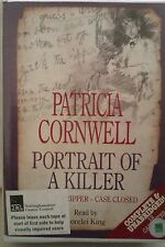 Portrait of a Killer: Patricia Cornwell: Unabridged Cassette Narr. L King (YY5)