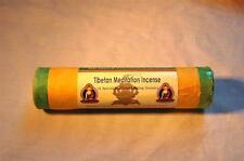 Budistas tibetanos Meditación Incienso Del Himalaya Meditación Incienso