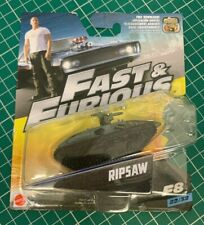 Ripsaw Fast and Furious Die Cast Model Car No 22 New and Unopened