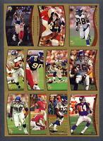 1998 Topps Minnesota Vikings TEAM SET Randy Moss ROOKIE