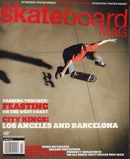 Skateboard Mag March 2008 Los Angeles, Barcelona 020817DBE