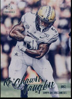 2020 LUMINANCE KE'SHAWN VAUGHN ROOKIE CARD TAMPA BAY BUCCANEERS