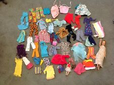 VINTAGE BARBIE KEN TAMMY DOLL CLOTHING CLOTHES OUTFIT LOT AND MORE