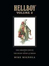 Hellboy, Volume 2: The Chained Coffin/The Right Hand of Doom (Hardback or Cased