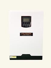 3kVA 24V 60A MPPT Solar Fuera Red Inversor Con Cargador. 110V/120V para mercado estadounidense