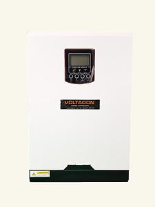 3kVA 24V 60A MPPT Solar Off-Grid Inverter with charger. 110V/120V for US Market