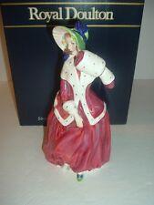 Royal Doulton Christmas Morn HN 1992 Lady Figurine