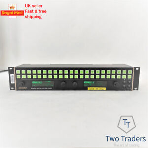 Evertz X-NCP2 XRF and X-OO Router Control Panel