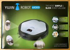 Yujin eX300 Programmable Cleaning Robot / Vacuum Cleaner, YCR-M05-P4 - New