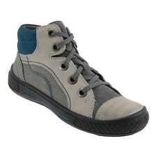 Chaussures moyen en cuir pour garçon de 2 à 16 ans, pointure 36