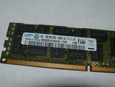 Samsung 32GB 4x 8GB DDR3-1333 PC3L-10600R ECC Reg Memory