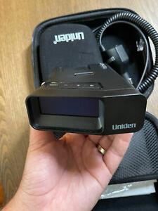 Uniden R7 Long Range Radar Detector with GPS & Threat Detection - Black