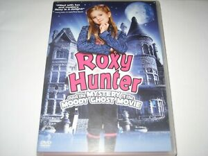 ROXY HUNTER AND THE MYSTERY OF THE MOODY GHOST MOVIE DVD R1 NEW