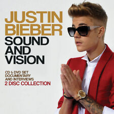Justin Bieber : Sound and Vision CD (2015) ***NEW***