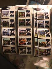 Mnh Genuine United Kingdom International Postcard Stamps :)