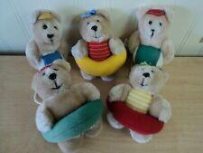 Vintage Pansy Ellen Nursery Crib Mobile Replacement Plush Hanging Toys Nautical
