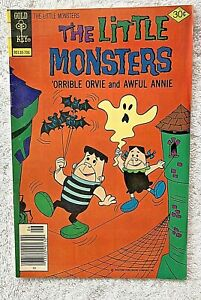 The Little Monsters Comic Book #40 ~1977
