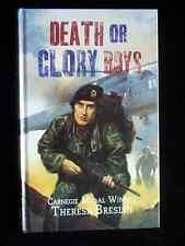 Death or Glory Boys by Theresa Breslin (Methuen, 1996) Hardback