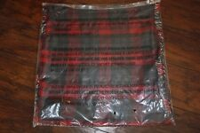 Pottery Barn ALBRIGHT REVERSIBLE PLAID 20 x 20 Pillow Cover NWT-Christmas