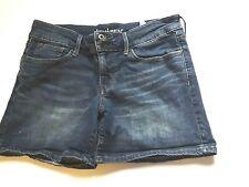 Denizen by Levi's Women's Jeans Shorts Blue Denim Medium Wash Size 4