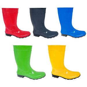 LEMIGO Gummistiefel Regenstiefel in vielen Farben ILSE
