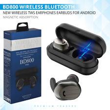 Genuine Wireless Bluetooth InEar TWS Earbuds Earphones Headphones For iPhone Sam