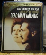 NEW DEAD MAN WALKING BLU-RAY! WITH GOLD AWARD SERIES CARD! FACTORY SEALED!