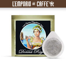 Kaffee Donna Regina Blend Classic Napoletano 450 Pads Papier Filter Ese 44mm