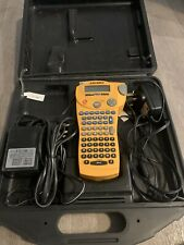 More details for dymo rhino pro 5000 labeller with case & chargers