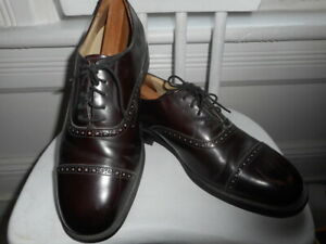 Bostonian Oxford MENS Leather Quality  Shoes Size 10.5 EEE