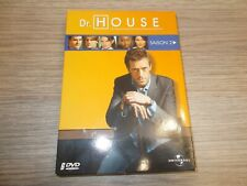 Coffret DVD Dr House saison 2 (6 DVD,s)