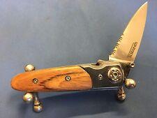 Wartech Pocket Knife Usa Folding Pocket Knife Lever Lock
